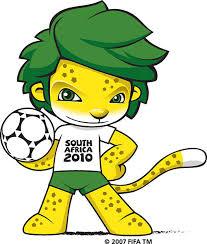 Zakumi maskot FIFA World Cup 2010