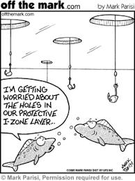 ice fishing cartoon