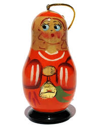 russian christmas ornaments