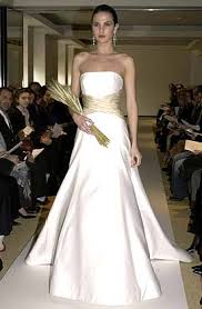 caroline herrera wedding dress