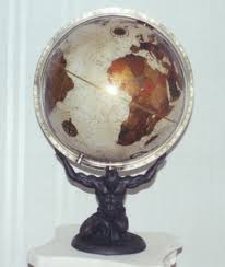 atlas of the globe