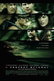 a perfect getaway movie