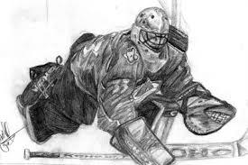 hockey artwork
