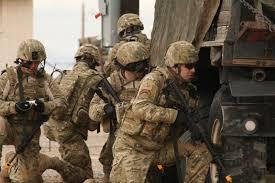army multicam uniform