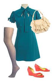 retro outfit