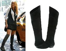 chinese laundry boots gossip girl
