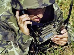 military transceiver
