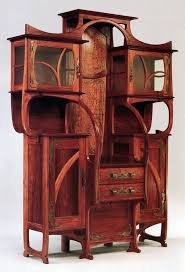furniture art nouveau