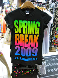 spring break shirts