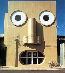 face house