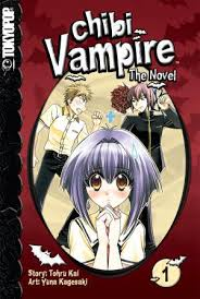 chibi vampire novel