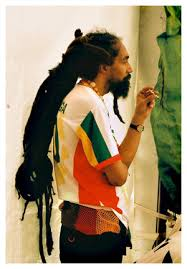 the rastafarian