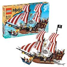 lego pirates brickbeards bounty