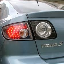 mazda 3 led tail light