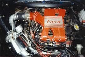 fiero turbo