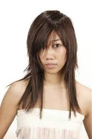 layered asian haircuts
