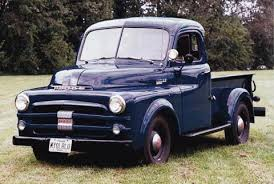 51 dodge truck