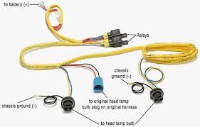 headlight harness