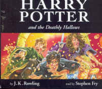 harry potter and the deathly hallows cd