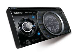 sony cd players car