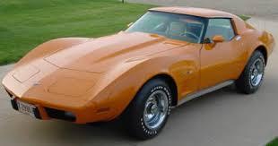 1977 corvettes