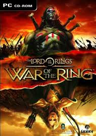 the lord of the rings game pc