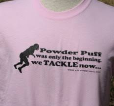 powderpuff tshirts