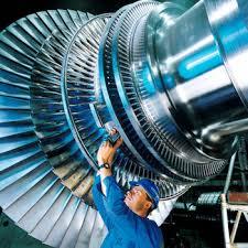 gas turbine shaft