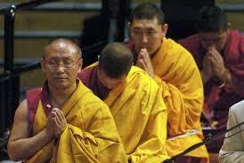buddhist attire