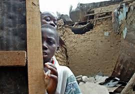 war in burundi
