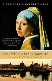 Girl With a Pearl Earring book cover