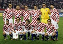 croatia national soccer team