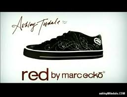 red by marc ecko ashley tisdale