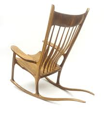 sam maloof rocking chairs