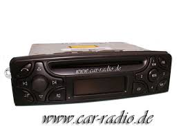 car radio mercedes