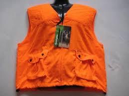 orange hunting clothing