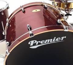 premier bass drums