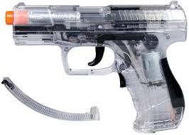 clear air soft gun