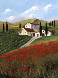 fields of poppies