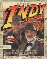 indiana jones and the last crusade the graphic adventure