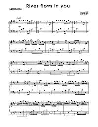 bellas lullaby sheet music