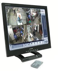 cctv lcd monitors