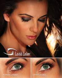 eye lash extentions