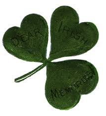 irish shamrock clip art