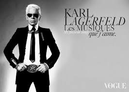 photo by karl lagerfeld