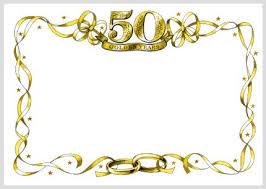 50th invitations