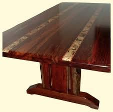 natural edge tables