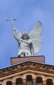 michael statues