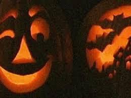 halloween scenes
