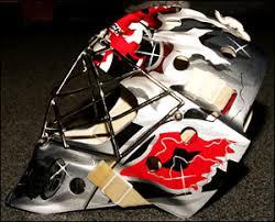 cam ward helmet